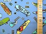 Glünz Jersey Skateboard / 0,5m / 16,50