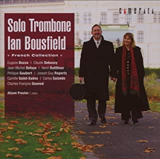 Ian Bousfield Solo Trombone, The French Collection