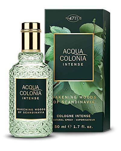 ACQUA COLONIA Intense Wakening Woods of Scandinavia Eau de Cologne, 50 ml