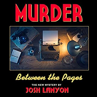Murder Between the Pages cover art