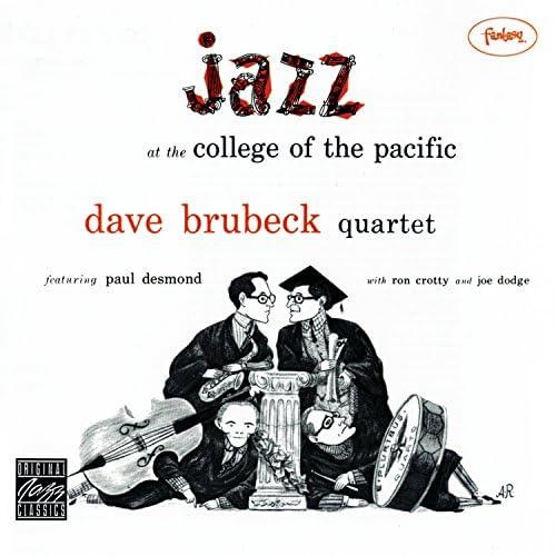 The Dave Brubeck Quartet feat. Paul Desmond, Ron Crotty & Joe Dodge