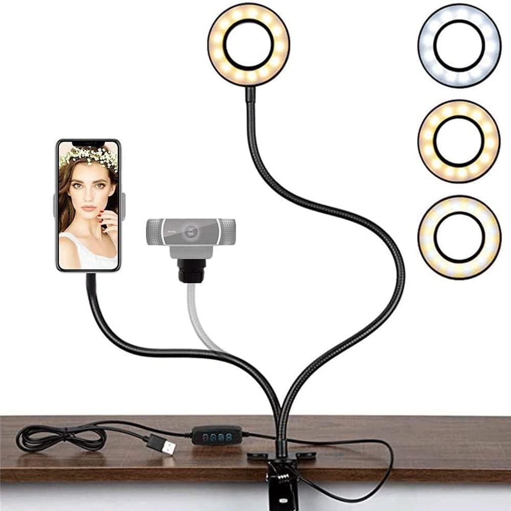 LMJ Alternative Surprise price dealer Supplementary Light USB Holder Mobile Phone Holde with