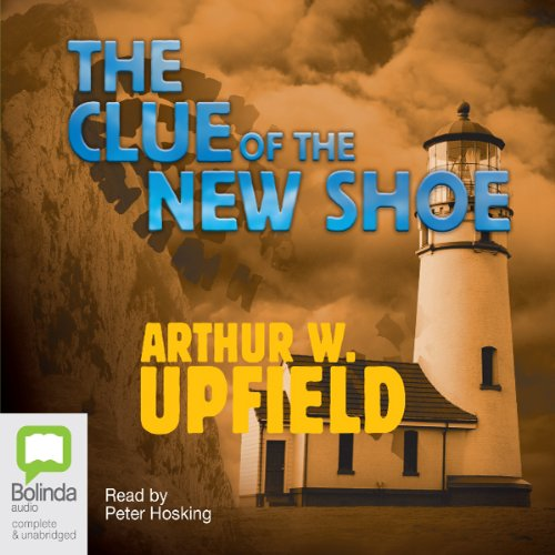 The Clue of the New Shoe audiobook cover art
