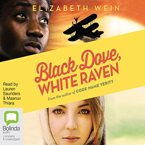 Black Dove, White Raven audiobook cover art