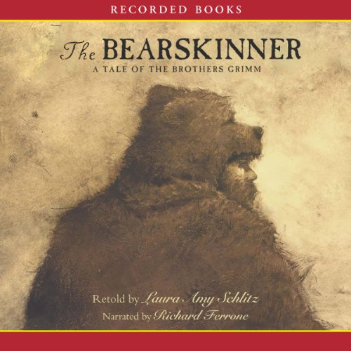 The Bearskinner audiobook cover art
