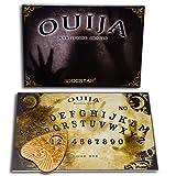WICCSTAR Tablero del ouija con instruccion y Planchette