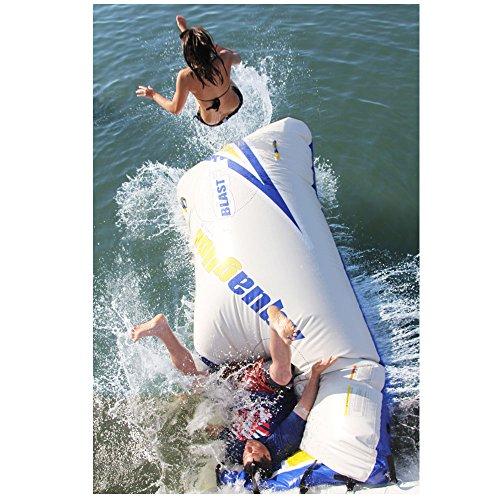 AQUAGLIDE Blast Bag - Inflatable Lake Jump Air Bag