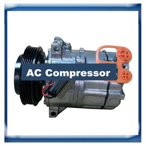 Gowe 12759394 1264 AC Kompressor für Sandden SD7V16 SAAB 9-3 93 L4 2,0 L AC Kompressor, 5 Stück