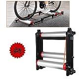 DX Trainer Pieghevole per Bici - Trainer per Bici Ndoor Trainer per Rullo per Bici - Fitne...