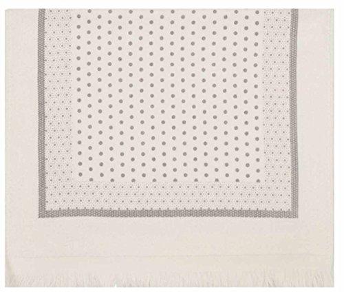 Clayre & Eef CTDOTG - Toalla para Invitados (40 x 60 cm)