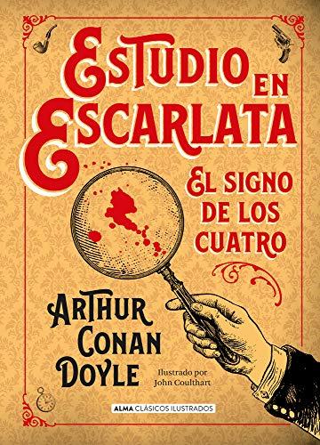 Estudio en escarlata, Arthur Conan Doyle