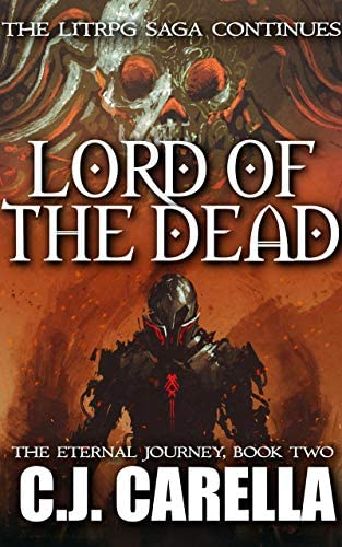 Lord of the Dead A LitRPG Saga The Eternal Journey Book 2 product image