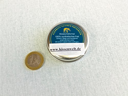 Lederfett Elephant Leather Preserver, 15 ml, Lederpflegemittel