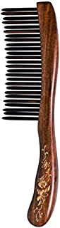 wooden combs and brushes