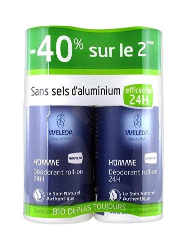 Weleda - Desodorante para hombre