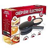 Kitchen Pro – Crepiere elettrica senza fili, diametro...