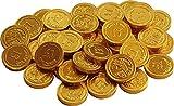 Coins Or Chocolat au lait £1 (paquet de 40)