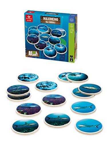 Dal Negro 53917–Animal Planet Hai Spiel-Speichermodul Maximemo