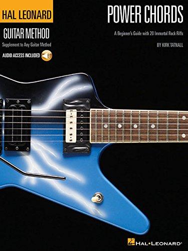 Power Chords: A Beginner's Guide with 20 Killer Rock Riffs (Hal Leonard Guitar Method (Songbooks))