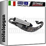 Giannelli - Terminal Completo homologado para Piaggio NRG Power DD Kat 2009 09 31601RK
