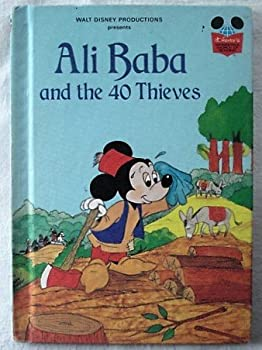 Ali Baba and the 40 Thieves - Book  of the Disney's Wonderful World of Reading