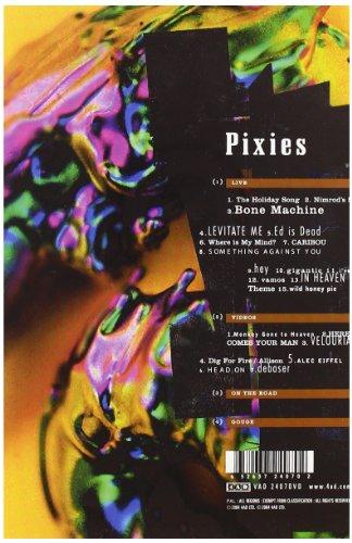 The Pixies: Pixies [DVD] [2004]