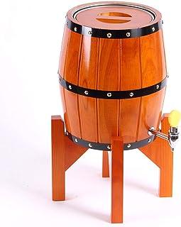 NEHARO Tonneau à vin en Bois Outils œnologiques Barrel vin Décoration Whisky Accessoires Cadeaux Divers Spécifications (Co...