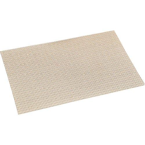 KESPER Set de Table en plastiqué en Nature, Plastique, 43x29x0,1 cm