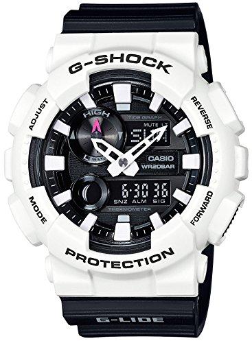[カシオ] 腕時計 ジーショック G-LIDE GAX-100B-7AJF ブラック