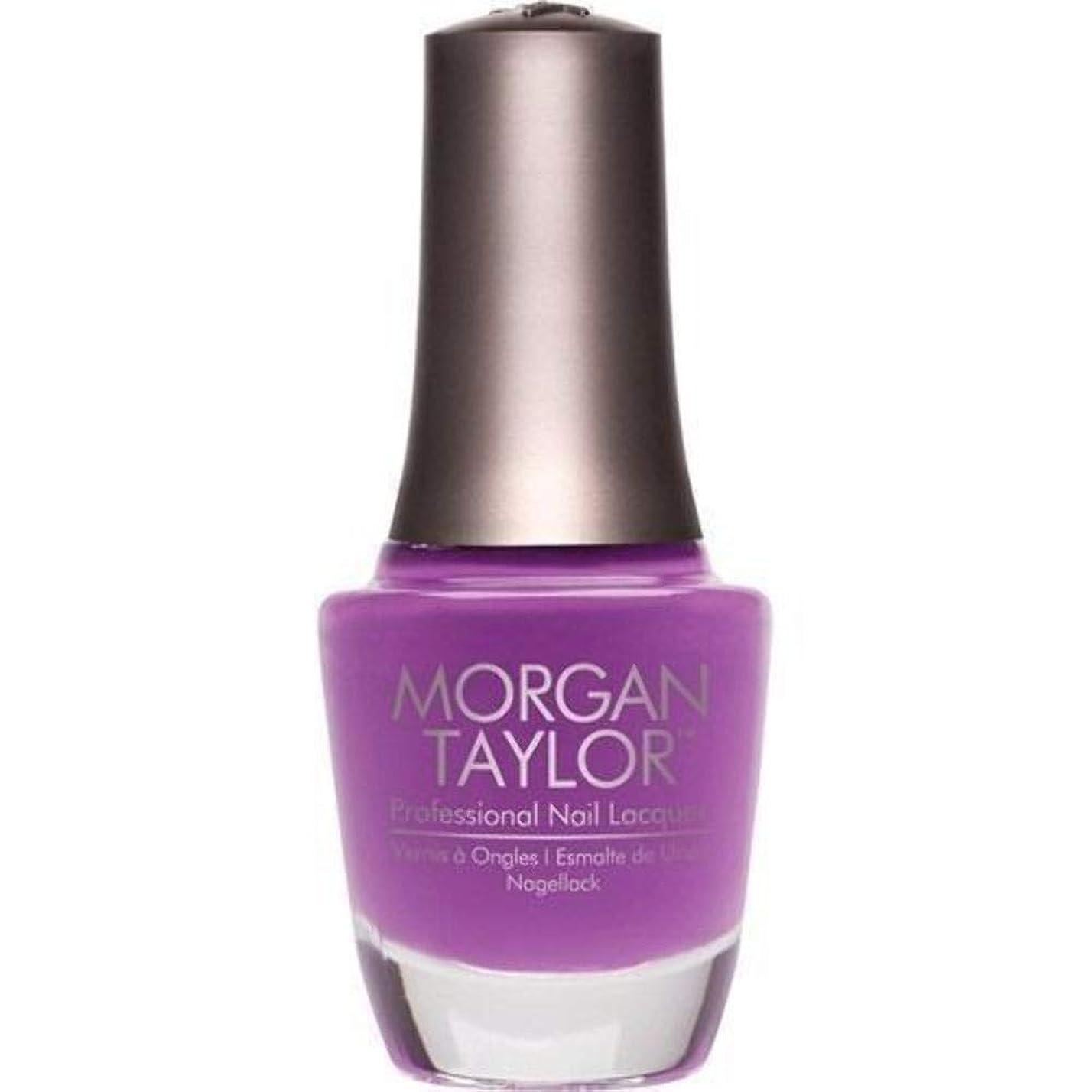 眠る暖かさ下線Morgan Taylor - Professional Nail Lacquer - Tokyo a Go Go - 15 mL / 0.5oz
