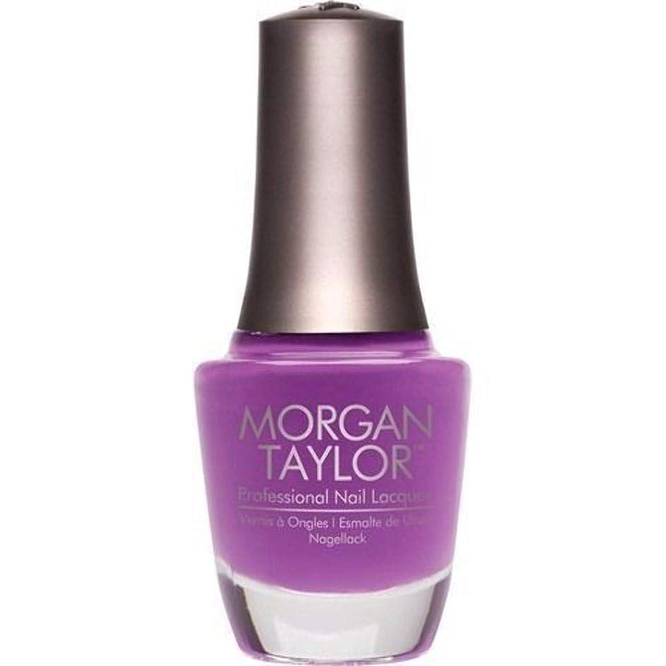 ディーラー乞食証拠Morgan Taylor - Professional Nail Lacquer - Tokyo a Go Go - 15 mL / 0.5oz