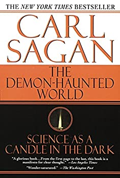 Paperback The Demon-Haunted World: Science as a Candle in the Dark Book