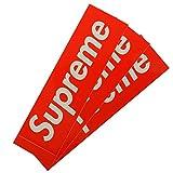 Supreme シュプリーム ステッカー 10枚セット ボックスロゴ BOX LOGO シール sup-sticker-nor10