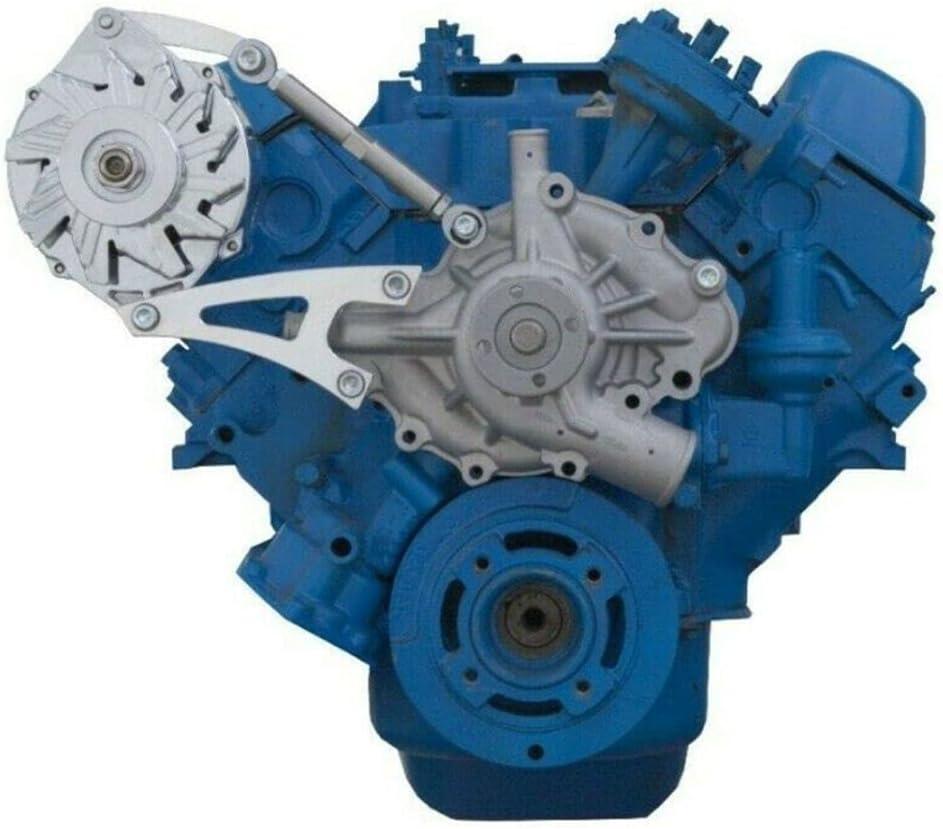 Alternator Bracket New sales High Mount 304 360 Passenger Side 401 V8 1972 OFFicial site
