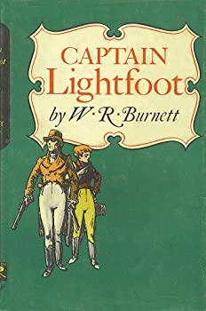 Captain Lightfoot 0891904956 Book Cover