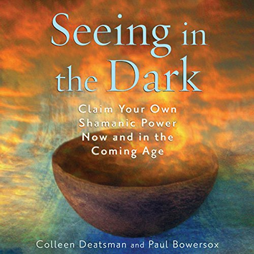 Seeing in the Dark audiobook cover art
