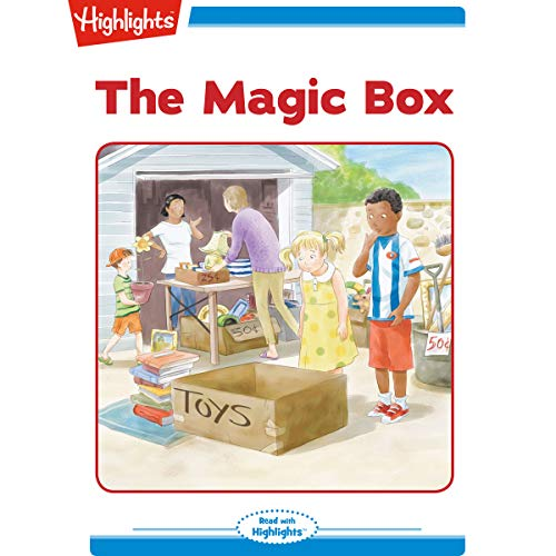 The Magic Box copertina