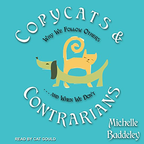 Copycats and Contrarians cover art