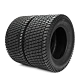 2 of Turf Bias 20x8.00-8 4Ply Garden Lawn Mower Tractor Golf Cart P322 Turf Tires LRB 20x8.00-8 Tires 208-8 20-8.00-8 Tubeless