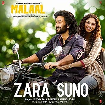 """Zara Suno (From """"Malaal"""")"""