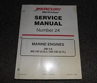 1999 MerCruiser # 24 GM V-8 305 350 Service Manual