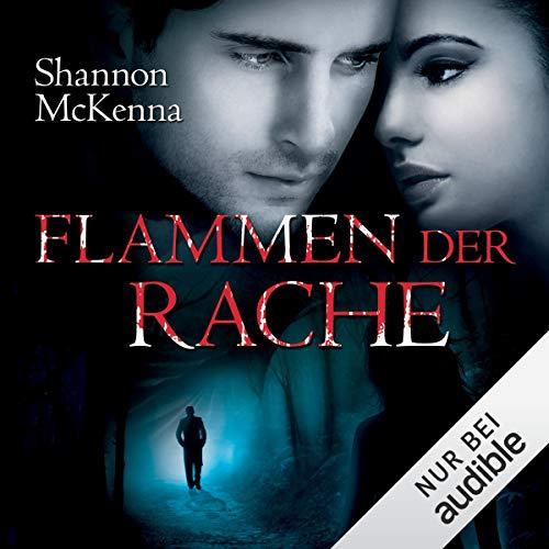Flammen der Rache audiobook cover art