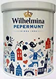 Wilhelmina Peppermints - 17.6oz Holland Design Tin