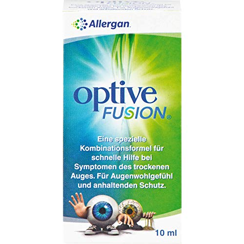 OPTIVE Fusion Augentropfen, 10 ml