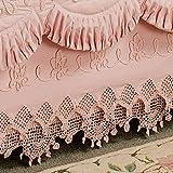 WestPoint Home Crochet Tailored Bedskirt