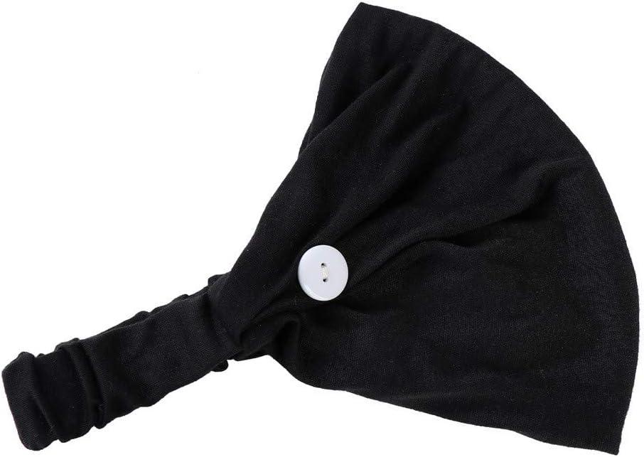 Protect Your Ears UOFOCO Button Headband Sport Quick Dry Bandana