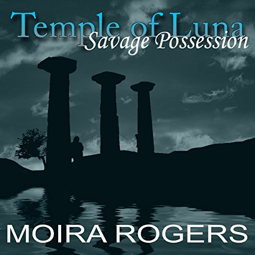 Temple of Luna 1 audiobook cover art