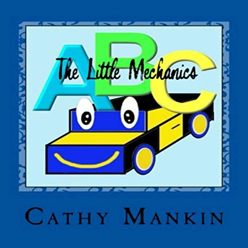 The Little Mechanics audiobook cover art