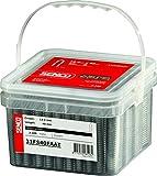 SENCO - Grapas para vallas (40 mm, 2 gases)