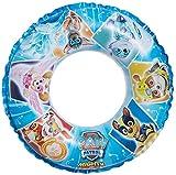 Smart Planet Flotador de la Patrulla Canina – Aro hinchable – Anillo de piscina – Colchón de aire – Piscina, piscina interior, diámetro de 45 cm